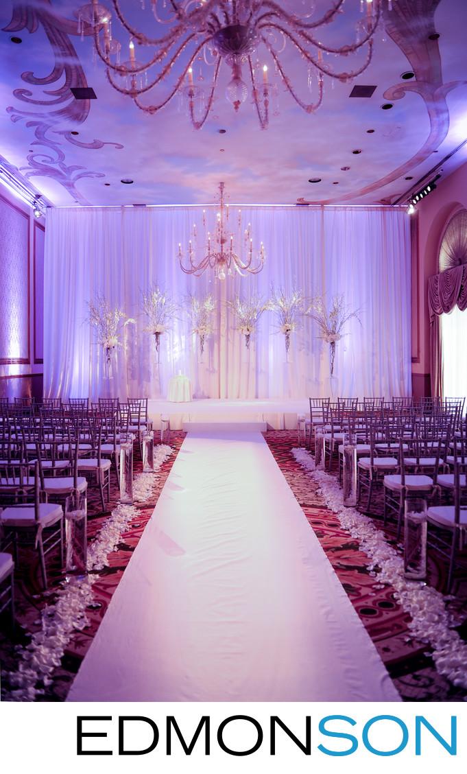 Rosewood Crescent Hotel Weddings In Dallas, Texas