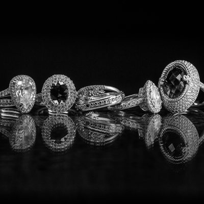 Wedding Rings Connect Many Generations For DFW Bride