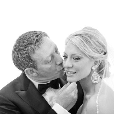 Jewish Wedding Father Of Emotional Bride