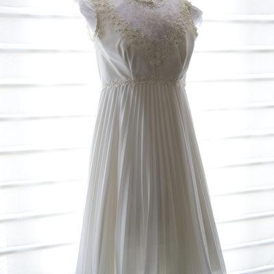 DFW Events Bride's Mom's Original Wedding Dress