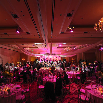 Goregeous Todd Events Ritz-Carlton Reception Dallas