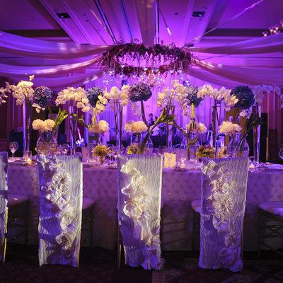 Gorgeous Todd Events Ritz-Carlton Dallas Reception