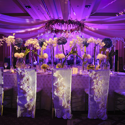 Gorgeous Todd Events Ritz-Carlton Dallas Reception