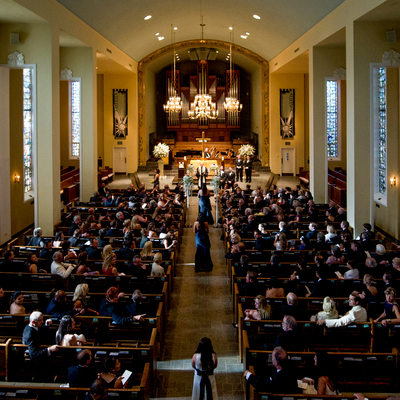 University Park Methodist Church Weddings Todd Events
