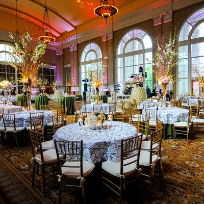Union Station Wedding Reception DFW Events