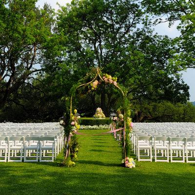 Todd Events Wedding At White Rock Lake Estate