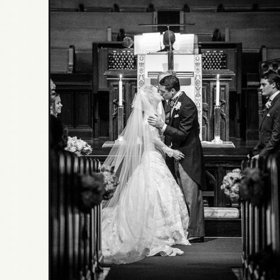First United Methodist Dallas Wedding Ends