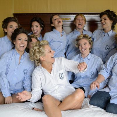 Greek Orthodox Dallas Bride Laughs At Ritz