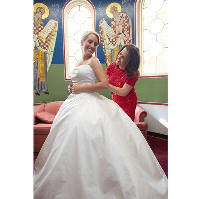 Dallas Greek Orthodox Wedding - DFW Events