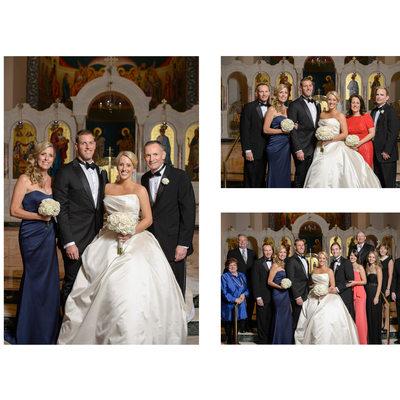 Holy Trinity Greek Orthodox Church Wedding Formals