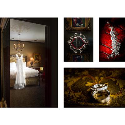 Bride Gets Ready For Wedding At Hotel ZaZa Dallas