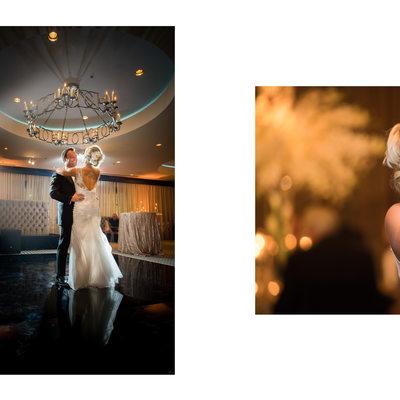 First Dance At Hotel ZaZa Wedding Reception