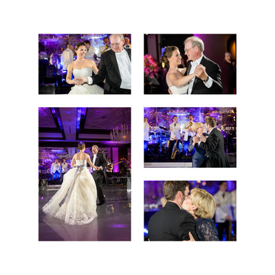 Dallas Country Club Wedding Reception DFW Events