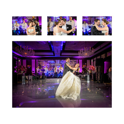 First Dance At Dallas Country Club Wedding
