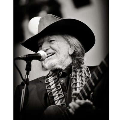 Willie Nelson Performs At Luxury Texas Wedding