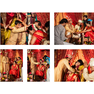 Hilton Anatole South Asian Indian Wedding