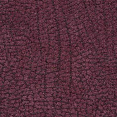 Plum Contemporary Leather Album Cover Swatch Detail