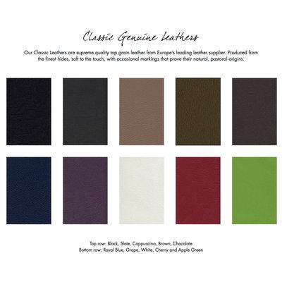 Classic Genuine Leathers Wedding Album Cover Materials