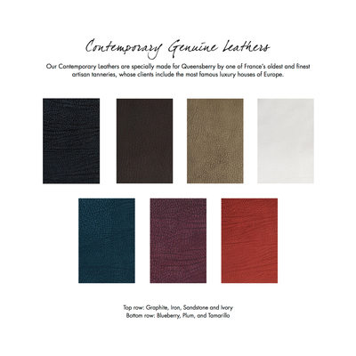 Contemporary Genuine Leathers Wedding Album Covers