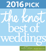 2016 The Knot Best of Weddings winner