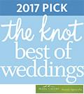 2017 The Knot Best of Weddings winner