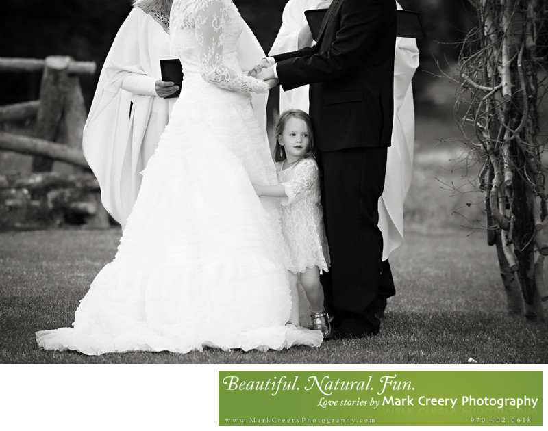 Park Hyatt Beaver Creek wedding photographer