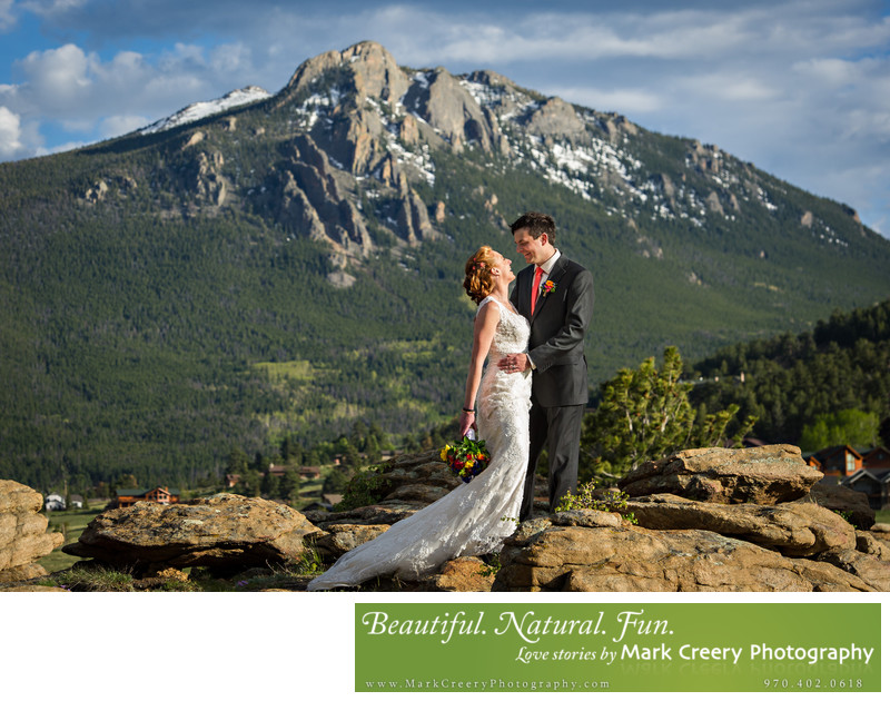 Taharaa Mountain Lodge weddings
