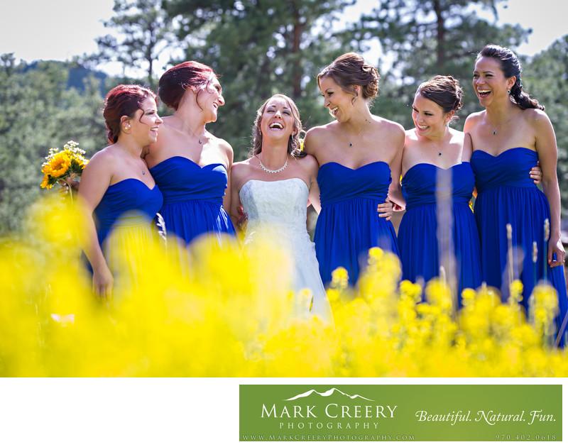 Moraine Park Amphitheater wedding