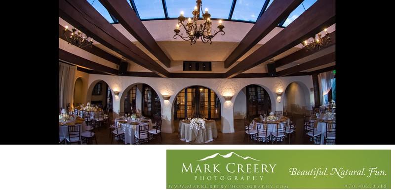 Wedding reception venue Villa Parker