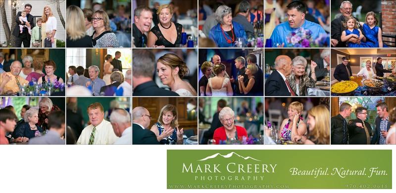 Reception candids at Lionsgate Event Center wedding