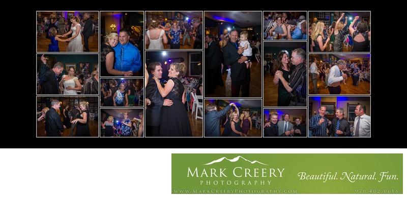 Dance party at Lionsgate Event Center Gatehouse wedding