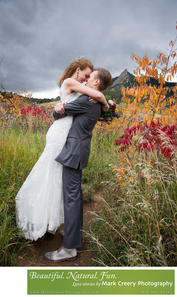 Wedding photographer for Wedgewood on Boulder Creek