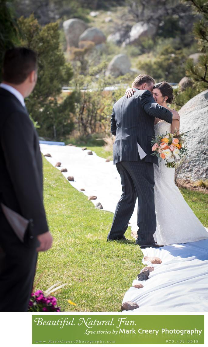Eagles Nest Ranch, Livermore wedding photos