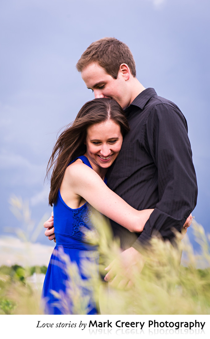 Loveland Colorado engagement photographer
