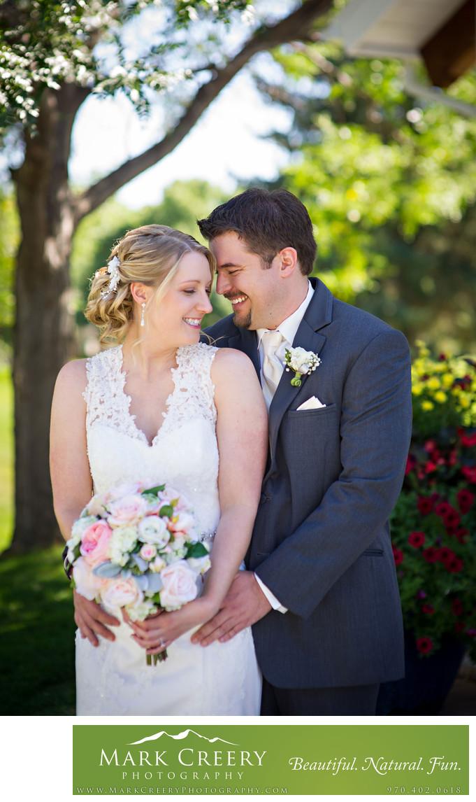 Ptarmigan Country Club wedding photography