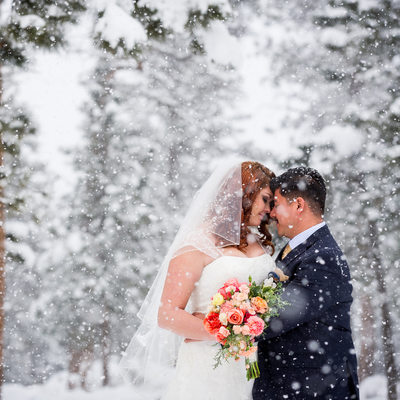 YMCA of the Rockies Estes Park wedding photographer