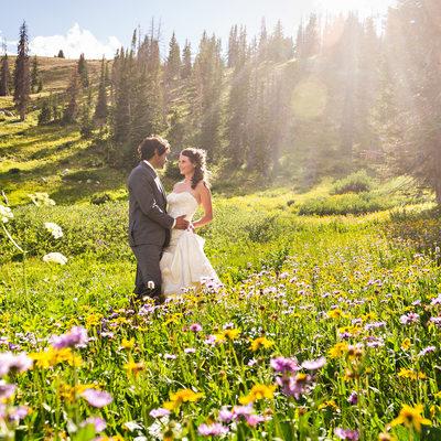 Saratoga Wyoming wedding photographer