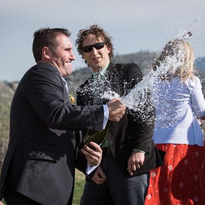 Y 2 Bar Eagle's Nest Ranch wedding photos