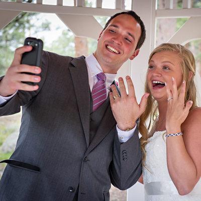 Wedding photography in Lyons Colorado