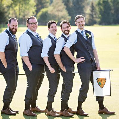 Boulder Country Club wedding