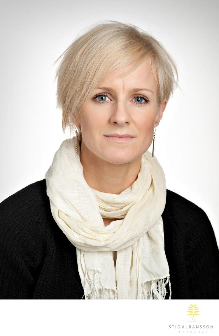 Porträtt konsult Lorensbergs Organisationskonsulter