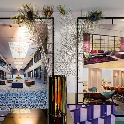 Scandic´s monter vid mässa på Eriksberg hotell 11