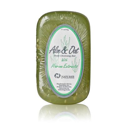 Produktfoto av Aloe Vera-tvål