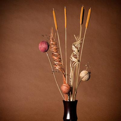 Produktfoto av vas och växter