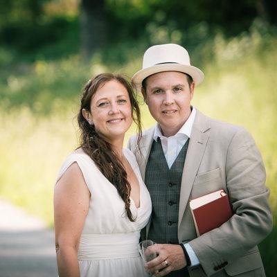 Bröllop Jenny & Carl-Henrik