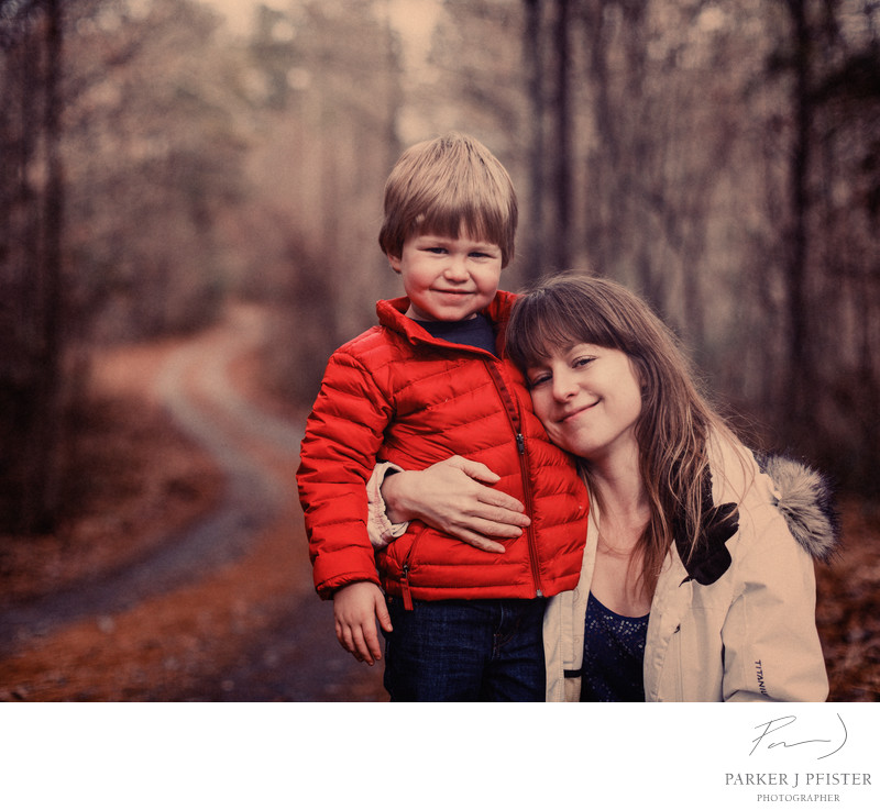 Outdoor Portrait Photographer