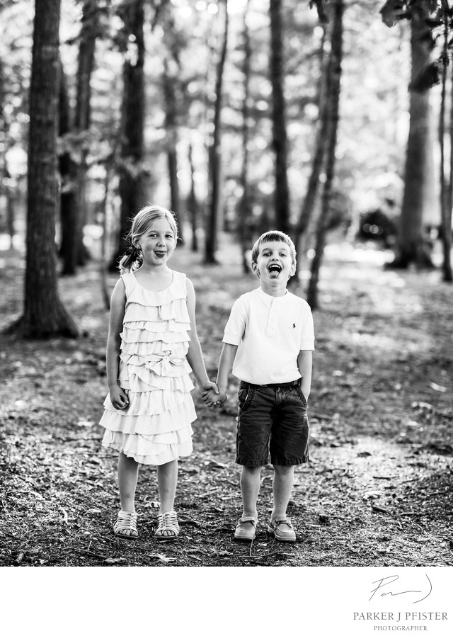 Kids Photographer in Asheville NC