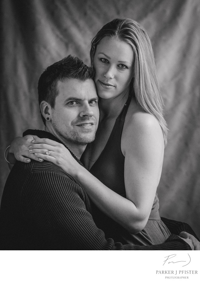Asheville Couple Portraits