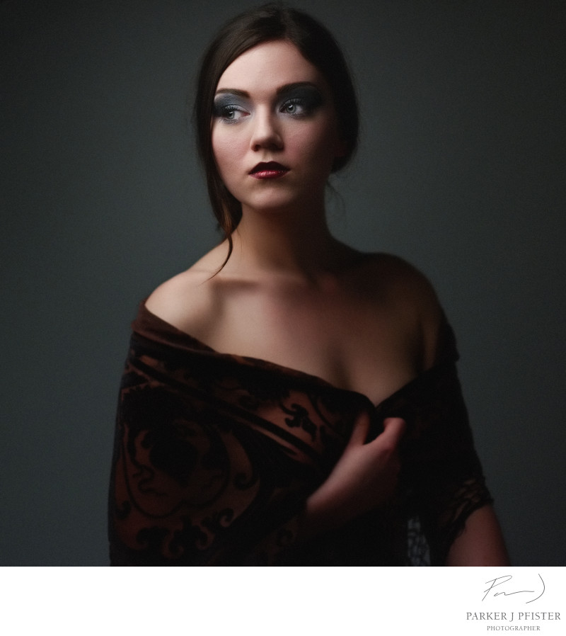 Asheville NC Beauty Portrait Photographer
