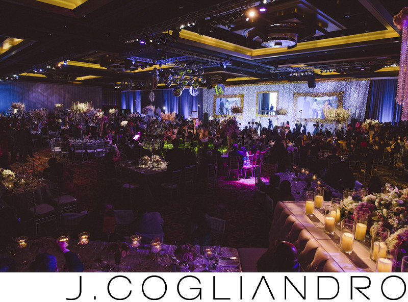 Lavish Dinner Receptions at Chateau Cocomar in Houston